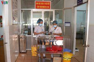 Gia Lai giám sát y tế 1 trường hợp ho sốt liên quan bệnh nhân thứ 17