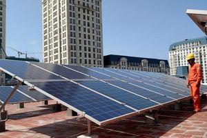Hợp tác phát triển điện mặt trời áp mái