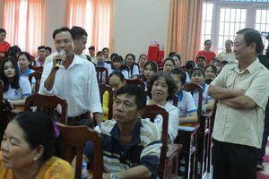 Đại dịch COVID-19: Bí thư Đồng Tháp Lê Minh Hoan gửi 'tâm thư'