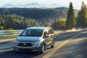 Honda Odyssey 2021 ra mắt với nhiều tính năng nâng cấp