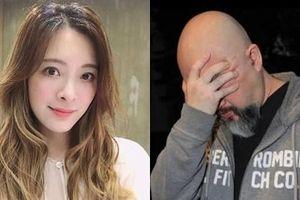 Chồng ôm mặt khóc khi sao nữ Đài Loan chỉ còn 30 kg, liệt nửa người