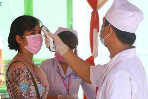 Đám cưới giữa cô dâu Việt và chú rể Hàn Quốc được giám sát y tế