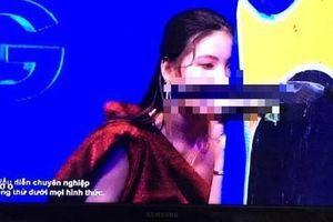 Không thể chấp nhận những hình ảnh phản cảm, dung tục trên sóng truyền hình quốc gia