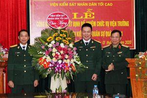 Nhiều quân khu điều động bổ nhiệm nhân sự mới