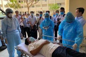 Thêm bệnh viện điều trị Covid-19 công suất 300 giường được đưa vào hoạt động tại TP.HCM