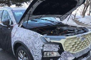 Ford 'ủ mưu' phát triển một chiếc SUV 7 chỗ mới hoàn toàn, ra mắt vào quý III