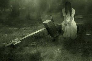 Kinh hãi truyền thuyết hồn ma nữ áo trắng xin đi nhờ xe đêm
