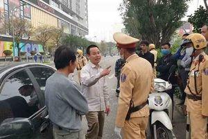 Áp dụng khung hình phạt cao nhất đối với tài xế say xỉn gây tai nạn trên đường Kim Mã