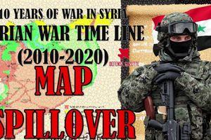 Tổng kết 10 năm xung đột tại Syria