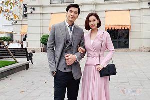 Lã Thanh Huyền yêu Nhan Phúc Vinh trong 'Tình yêu và tham vọng'