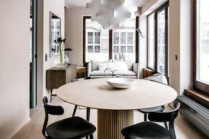 Mãn nhãn với căn hộ 27m² tuy nhỏ nhưng vẫn có thể tiếp đãi bạn bè thoải mái trong thành phố