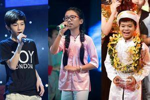 Soi loạt ảnh dậy thì thành công của dàn thí sinh 'Giọng hát Việt nhí' mùa 1 ngày ấy - bây giờ