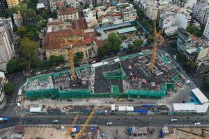 Cận cảnh dự án Khu tứ giác Bến Thành được chấp thuận bán nhà ở hình thành trong tương lai