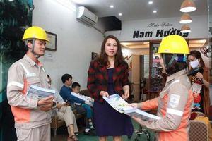 PC Hà Nam tăng cường công tác tuyên truyền tiết kiệm điện