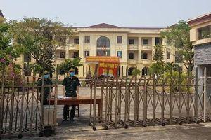 Quảng Nam đang thực hiện cách ly 162 người