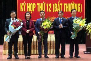 Cao Bằng: Ông Lê Hải Hòa được bầu giữ chức Phó Chủ tịch UBND tỉnh khi 40 tuổi