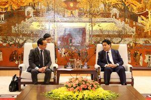 Hà Nội đánh giá cao hỗ trợ, hợp tác của JICA