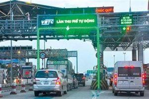 Chính phủ đốc thúc Bộ GTVT thu phí không dừng