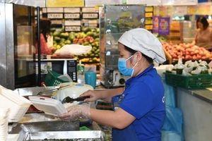 Saigon Co.op bảo đảm lương thực, thực phẩm cho các khu vực cách ly