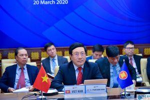 ASEAN-EU phối hợp hành động cùng vượt qua đại dịch Covid-19