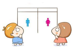 Khi 7 hành vi sau xuất hiện chính là thời điểm 'vàng' để mẹ dạy con tự đi vệ sinh