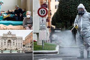 Thêm 427 người chết,Italy vượt Trung Quốc về số người chết do Covid-19