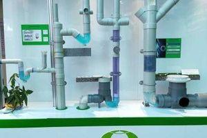 Loại ống nhựa tốt nhất cho hệ thống thoát nước nhà cao tầng