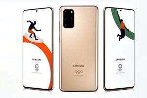 Samsung ra mắt Galaxy S20+ phiên bản Olympic