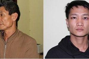 Hai bố con bị bắt trong vụ đâm chết người tại trụ sở ủy ban xã