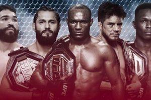 Top 10 võ sĩ MMA Pound-for-pound hay nhất hiện nay