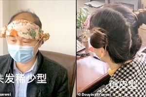Muôn vàn cách bảo vệ tai khi đeo khẩu trang ở Trung Quốc