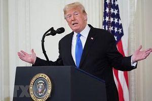 Mỹ hủy hội nghị thượng đỉnh G7
