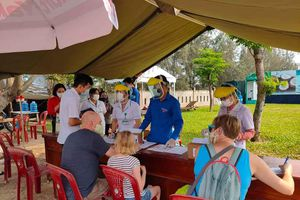 Hơn 1.200 tình nguyện viên Đà Nẵng tham gia phòng, chống dịch Covid-19