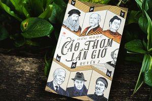 Nhà văn hóa Hữu Ngọc ra mắt bộ sách ở tuổi 'xưa nay hiếm'