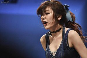 Cận cảnh vẻ đẹp của nữ đô vật kiêm người mẫu nội y tại Nhật Bản