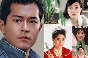 'Lệnh truy nã' của TVB: Cổ Thiên Lạc nhuộm da từ trắng thành nâu, Ôn Triệu Luân - Hoa hậu Trần Pháp Dung đẹp mê mẩn