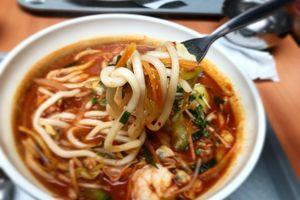 Cá nóc và những món ăn độc đáo của ẩm thực Hàn Quốc