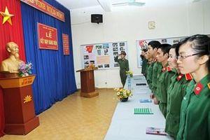 Tạo nguồn phát triển Đảng là hạ sĩ quan, chiến sĩ