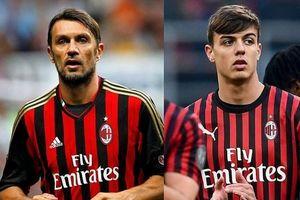 Hai cha con huyền thoại của AC Milan đều mắc Covid-19