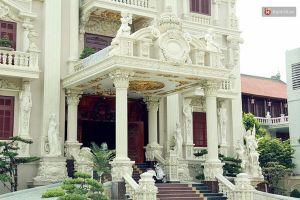 Đại gia Nam Định chi gần 50 tỷ, xây lâu đài trong suốt 9 năm