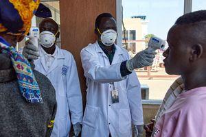 Dịch bệnh COVID-19 đã xuất hiện và lây lan ở 38 quốc gia châu Phi