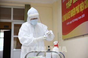 Việt Nam ghi nhận 113 ca mắc COVID-19 tính đến 22h ngày 22/3