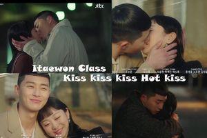 Kết phim Itaewon Class: Happy Ending bằng những nụ hôn cháy bỏng của Park Sae Ro Yi dành cho Son Yi Seo