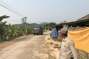 Quảng Nam: Dân khóc vì no 'bụi'