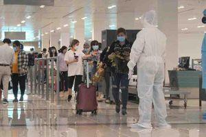 Cảng hàng không Quốc tế Cần Thơ đón 762 công dân Việt Nam