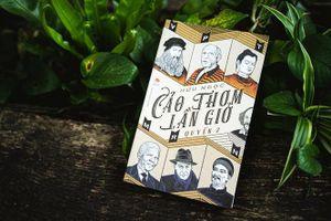 Ra mắt bộ sách 'Cảo thơm lần giở' của nhà nghiên cứu văn hóa Hữu Ngọc