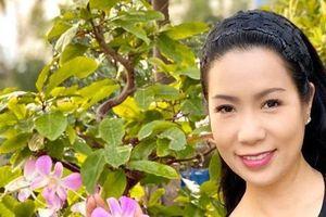 Những trái cây 'đậm chất quê' được trồng trong biệt thự 200m2 của Trịnh Kim Chi