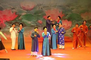 Triển khai công tác bảo tồn, phát huy giá trị dân ca Ví, Giặm Nghệ Tĩnh và nghệ thuật biểu diễn truyền thống
