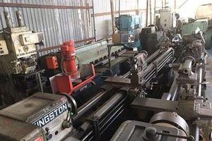 Mua máy móc có 'thâm niên' gần 40 tuổi, phù phép thành máy mới nhập về Việt Nam