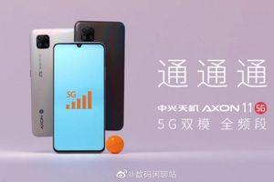 Xuất hiện thông số kỹ thuật ZTE Axon 11 5G trước thềm ra mắt